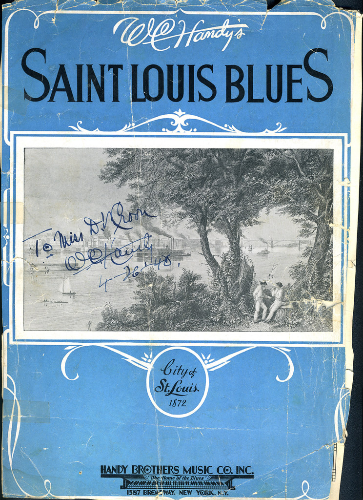 St Louis Blues sheet music
