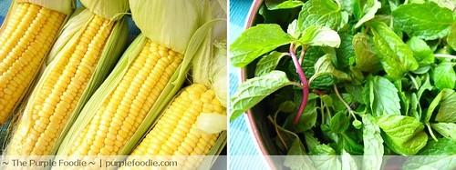 Corn + Mint