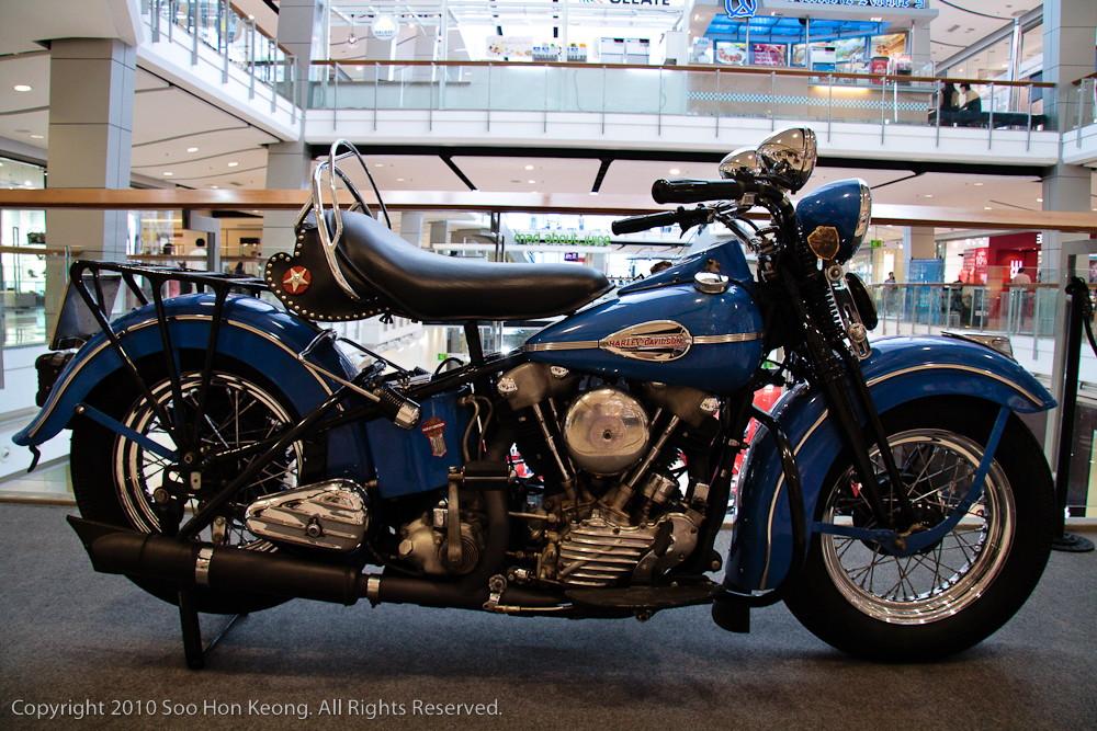 Bangkok Motorbike Festival 2010 (Harley Davidson) @ Bangkok, Thailand