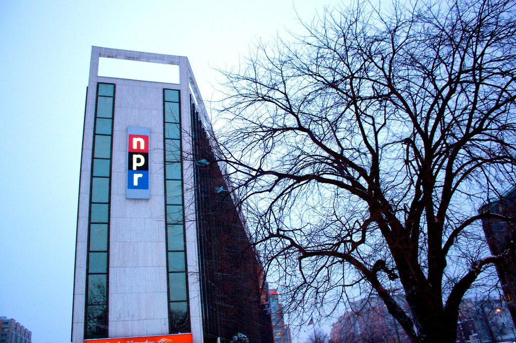 NPR by Todd Huffman, on Flickr