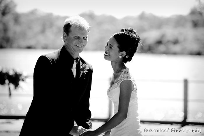 Ari & Shaun's Wedding - Happy Newly Married