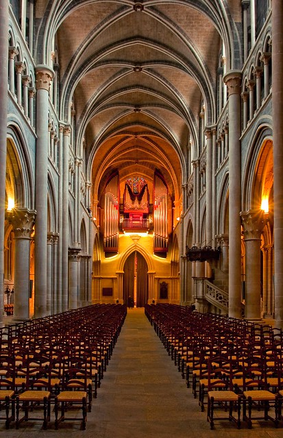 Cathédrale Notre-Dame - Lausana (II)