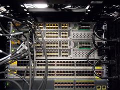 Cisco Nexus 5020 - CNA Switch (pchow98) Tags: computer equipment cisco network nexus datacenter 10gb cna 5020