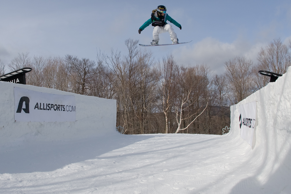 Jamie Anderson - 1st Place