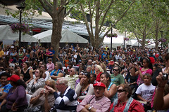 National Multicultural Festival - Crowd (Kincuri) Tags: people festival crowd canberra multicultural nationalmulticulturalfestival lumixgf1 20mmf17