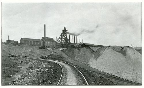 High Ore, Butte, Montana. (1900)