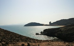 Lover's Beach from Jabal Shams (ben.ragsdale) Tags: adan yemen aden alyemen janoub