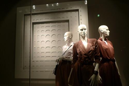 Vitrines Zara - Paris, février 2010