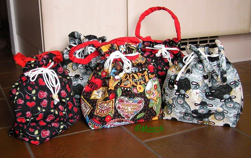 Knitting Bag 012