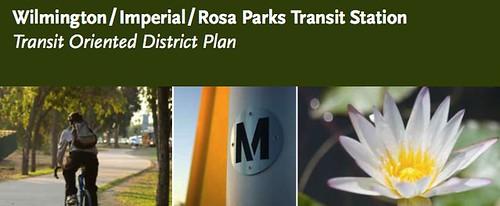 Rosa Parks Transit Station