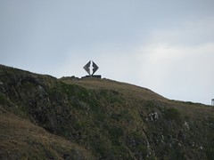 Cape horn monument