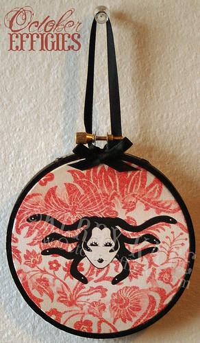 Medusa Hanging Print