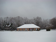 Snow in Mississippi
