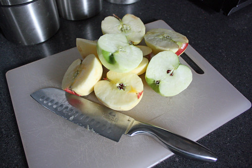 Sliced Apples