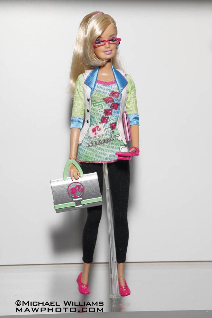 Mattel Barbie New York Toyfair 2010