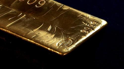 400oz Gold Bar