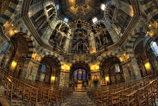 Imperial Cathedral Aachen - Germany