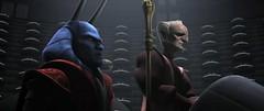 Master and servant (dodkalm72) Tags: starwars palpatine clonewars masamedda