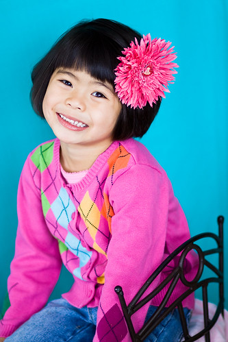 Mia Pink Flower-12