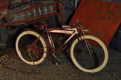 Rat Bike -  1935 Rollfast Bicycle (Dave Stromberger) Tags: