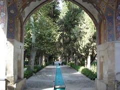 Kashan, Fin Garden (7) (Prof. Mortel) Tags: iran kashan