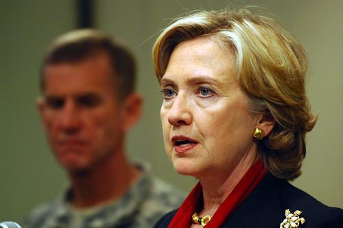 From flickr.com: Hillary Clinton {MID-71937}
