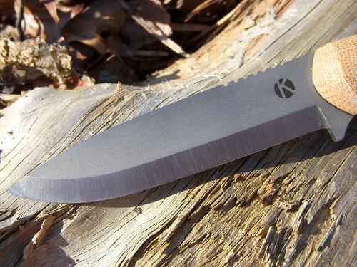 Dan Koster Bushcraft Knife