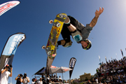 Bucky Lasek - Back Side Ollie To Tail