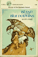 4376431437 4e7a6035e7 m Top 100 Childrens Novels #45: Island of the Blue Dolphins by Scott ODell