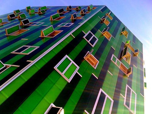 SOMOS Arquitectos: Vallecas 51