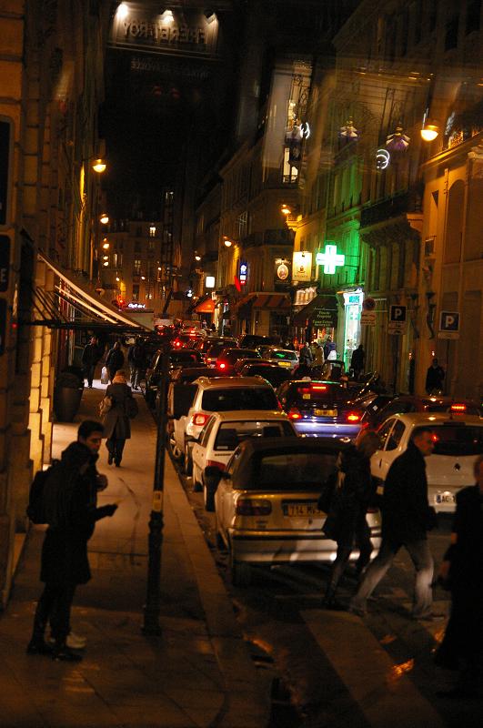 法國。巴黎