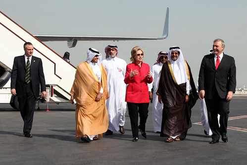 From flickr.com/photos/9364837@N06/4385188907/: Secretary Clinton Travels to Saudi Arabia