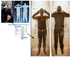 Airport Body Scanners Images, Are They Safe?