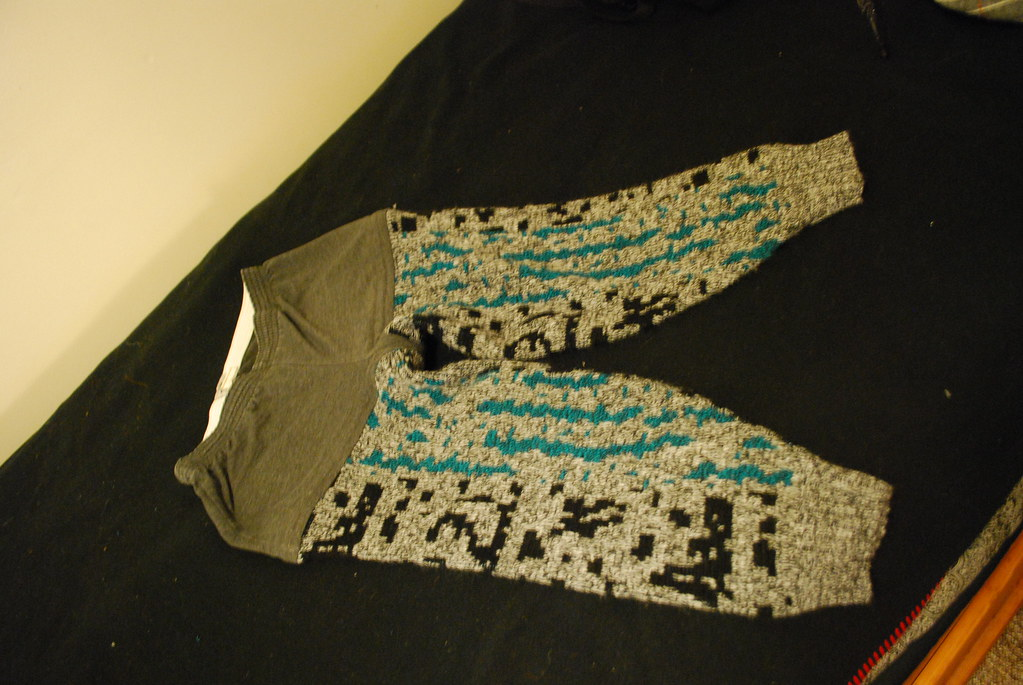 handmade: Sweater Leggings
