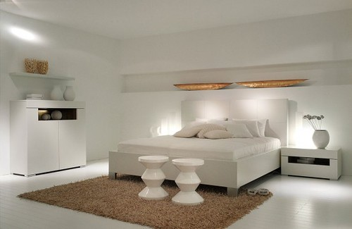 Minimalist ideas to light a room interior