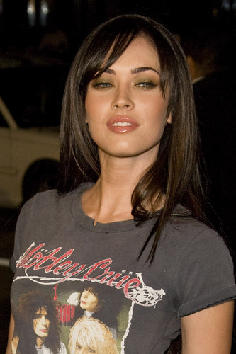 megan fox hair. pictures megan fox hair