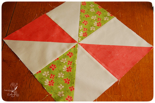 Pinwheel Block #4