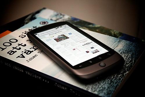 Browser für Smartphones: Habe ich eine Wahl? ©Flickr/Johan Larsson