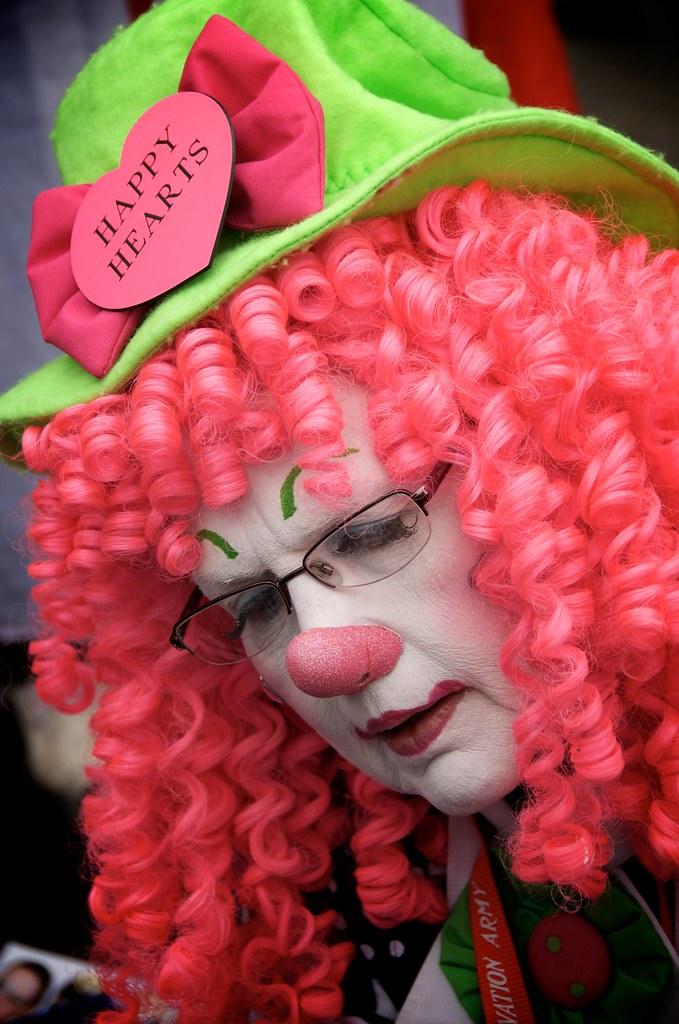 Colorful Facepaint Artist