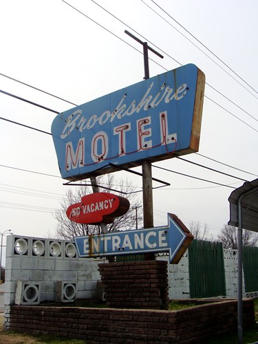 Brookshire Motel on Route 66
