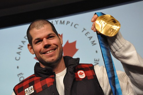 Jasey Jay Anderson, Canadian Gold Medalist Snowboarder