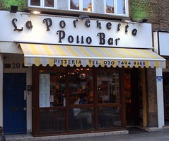 Picture of La Porchetta Pollo Bar, W1D 4TW