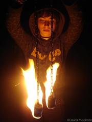 Bego (Dancinginthehall) Tags: luz fire cadenas retrato fuego malabares cariocas