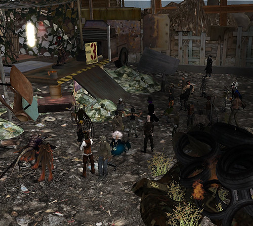 Radio Three Wastelands at the Junkyard Stage