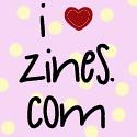 I heart zines swap button