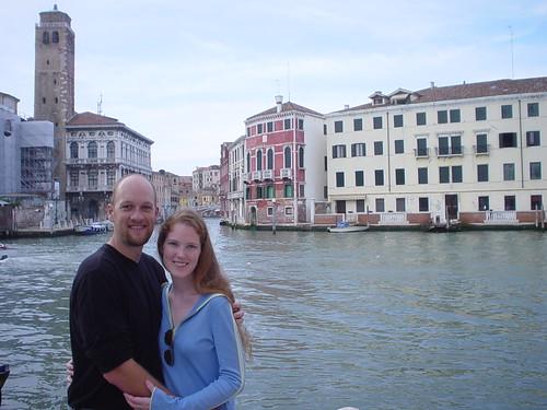 Flashback:  Venice