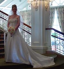 Flashback:  Our Wedding Day