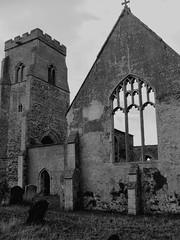 StMarys-51 (Plbmak) Tags: old bw white black abandoned church monument mono blackwhite ruin monotone lynn kings remains uninhabited deserted stmarys relic kingslynn blackwhitephotos