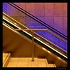 T (sediama (break)) Tags: pink blue stairs silver germany essen colours pentax treppe colourful blau farbig bunt bannister rolltreppe silber movingstairs geländer abigfave k20d sediama igp7998 ©bysediamaallrightsreserved