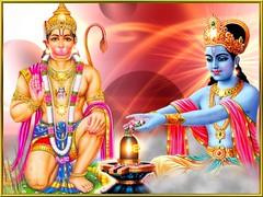 HANUMAN 25 (HANUMAN2000) Tags: india monkey god lanka hanuman hindu sita rama ramayana lakshman mahavira